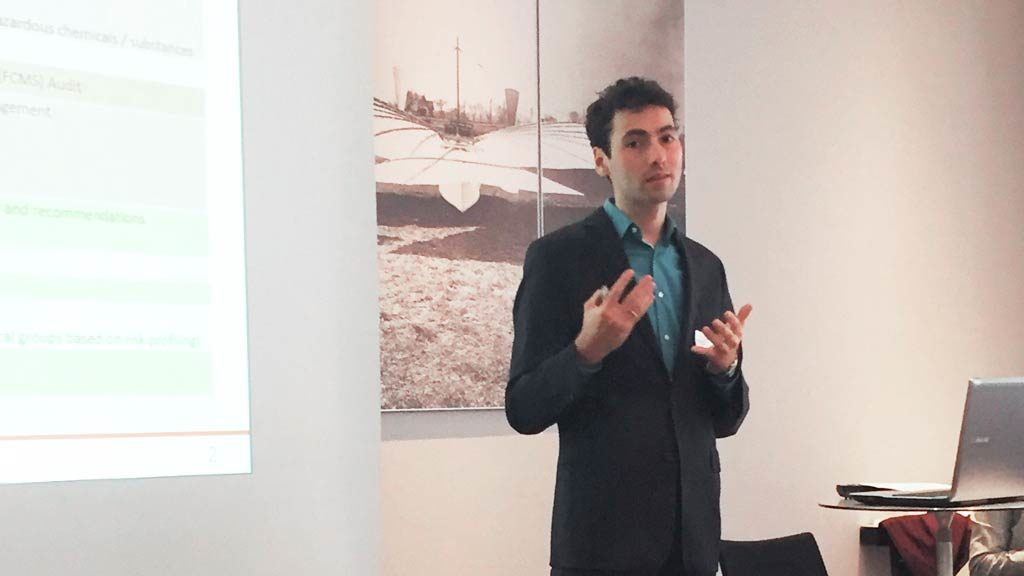 Nachbericht Infotag Nachhaltigkeit Vortrag 5