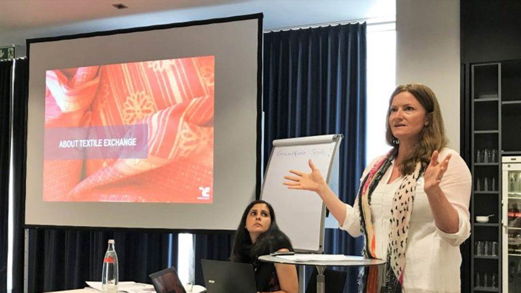 Nachbericht Infotag Textil und Tierschutz Vortrag 2