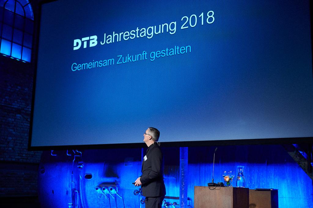 DTB Jahrestagung 2018 – Gemeinsam Zukunft gestalten
