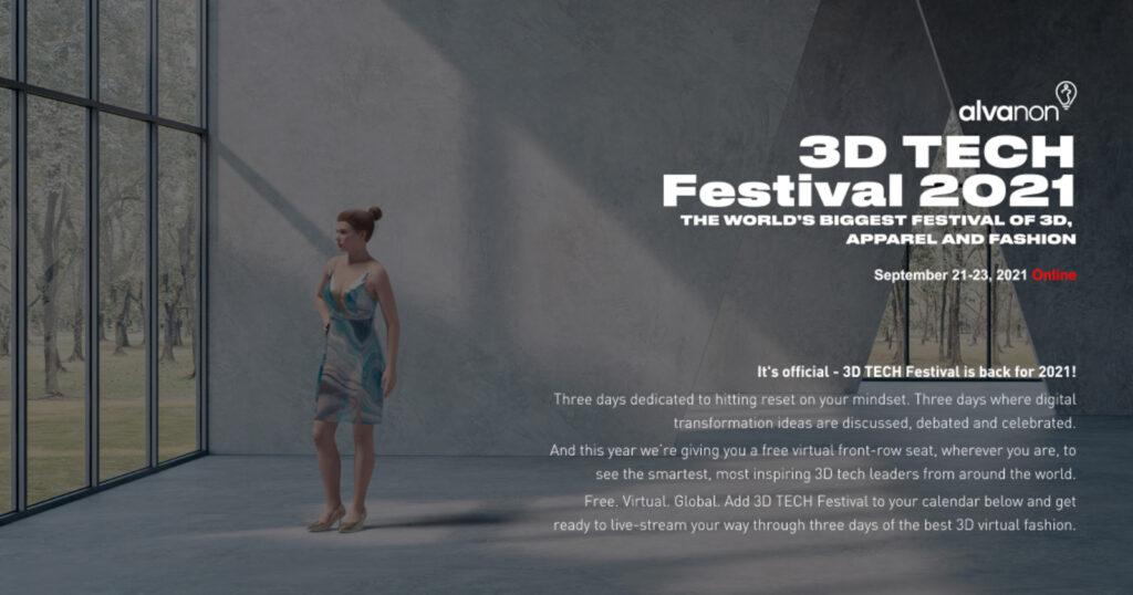 3D TECH Festival 2021