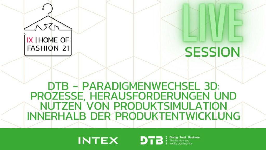 DTB-Vorstand Roland Schuler bei IX HomeOf.Fashion 21